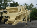 #360 Astec Portable 30 In X 55 Ft With Belt Scale Bog/TN