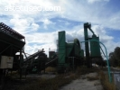 #707 Barber Greene 8' X 32' Drum Mix Plant W/AB/F