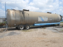 Portable Asphalt Storage Tank