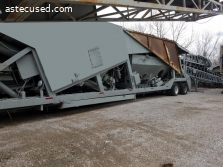 Used Johnson Ross 1248 Unirover Central Mix