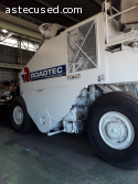 2007 ROADTEC Shuttle Buggy SB-2500D